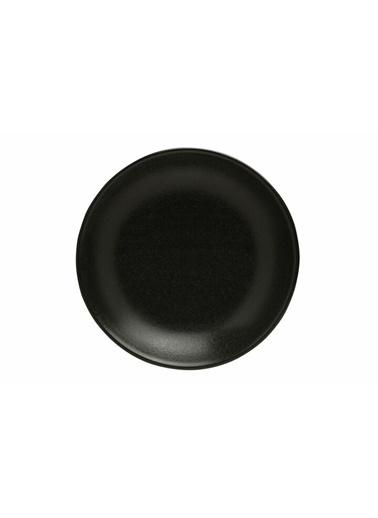 Porland Seasons Siyah Çukur Tabak 21 Cm Renkli